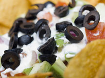 Donna's 5-Layer Dip